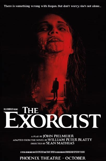 exorcist film controversy the exorcist is set to scare west end audiences from