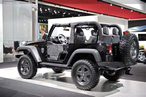 Black Ops Jeep 2011 Jeep Wrangler Black Ops Edition Image