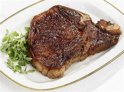 stove top steak on