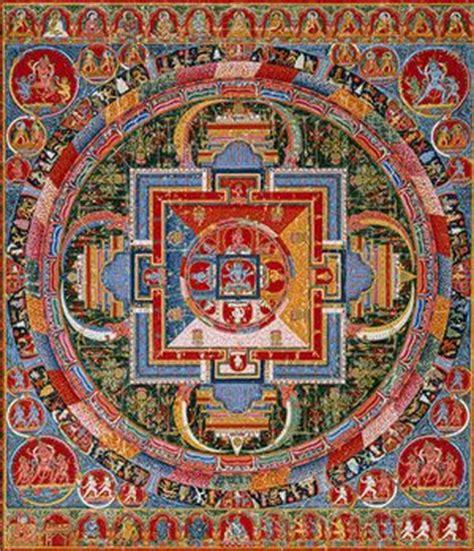 mandala pattern history mandala of jnanadakini late 14th century tibet a sakya