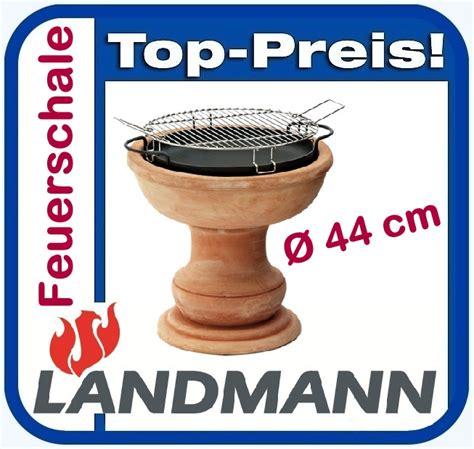 Feuerschale Terracotta by Landmann 204410 Terracotta Feuerschale Feuerkorb Mit