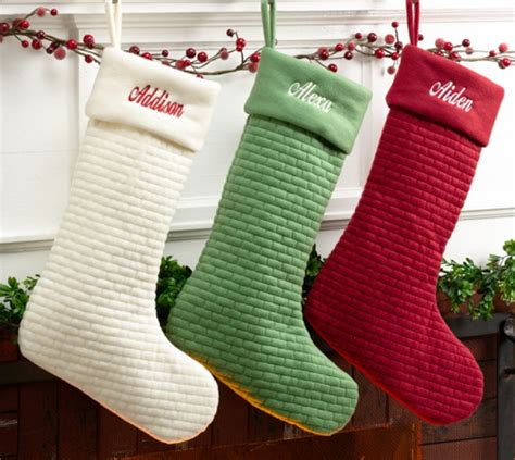 Amazing Personalized Christmas Stocking Hangers #3: Christmas-stockings-quilted-group1380896177524ecdb126b3c.jpg