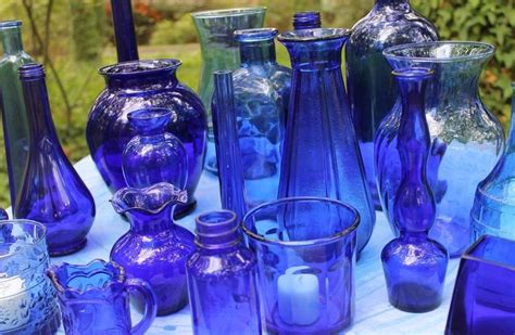 Blue Vases For Wedding by 10 Best Ideas About Cobalt Blue Weddings On