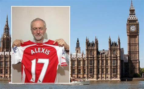 Tshirt Kaos Team Corbyn Labour arsenal news and transfer rumours