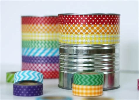 tin can crafts for 34 diy easy tin can crafts projects diy to make