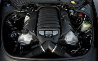 Porsche Panamera Engine 2010 Porsche Panamera S Test Motor Trend