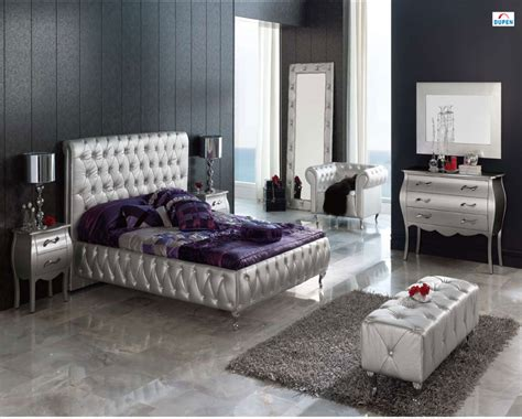 silver metal bedroom furniture contemporary furniture bedroom black headboards for king