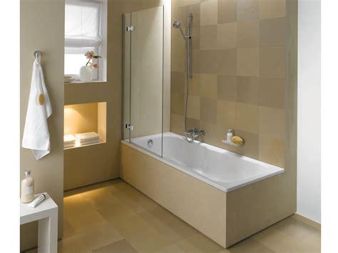bagno con doccia e vasca vasca da bagno in acciaio smaltato con doccia betteset