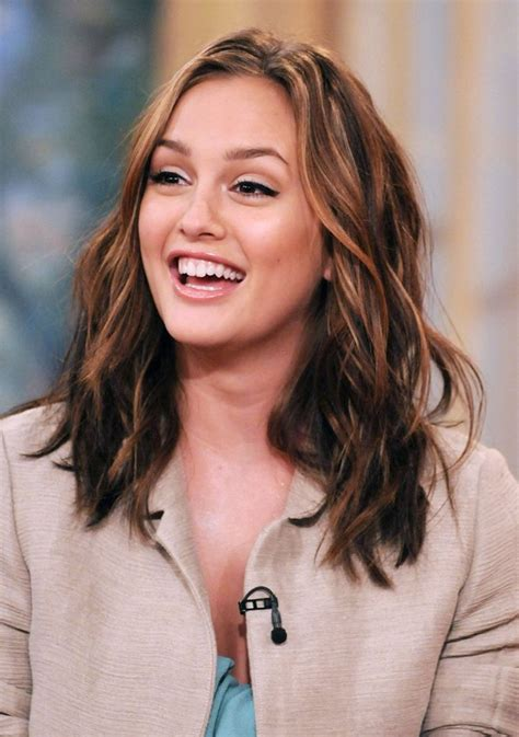 comtoh color light brown leighton meester love her and the hair is the most
