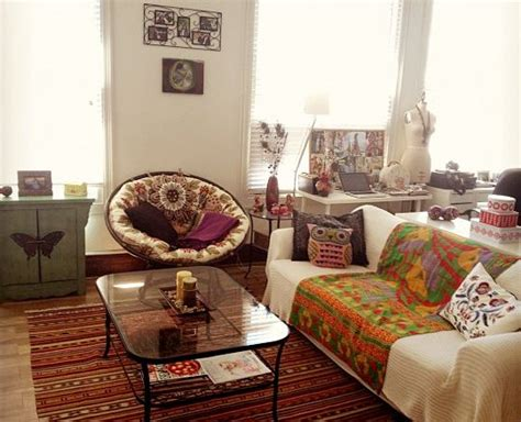 Boho Style Home Decor | boho boho chic and living rooms on pinterest