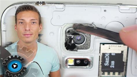 samsung galaxy  kamera linse glas wechseln unter