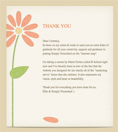 Thank You Note Leaving School Creative Thank You Quotes Quotesgram