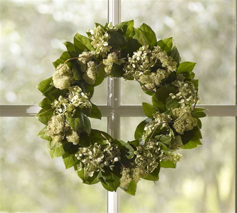 Door Wreaths Pottery Barn Wreaths Awesome Pottery Barn Wreath Door Wreaths For Sale Crate And Barrel Wreath Artificial