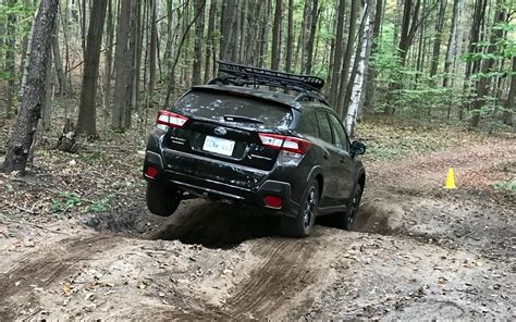 subaru outback offroad 2018 subaru outback forester and crosstrek off road on