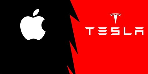 Tesla And Apple Tesla Motors Inc Tsla And Apple Inc Aapl Attract