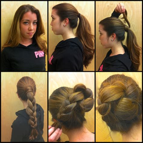 step by step easy updos for thin hair easy updos for long hair step by step ideas 2016