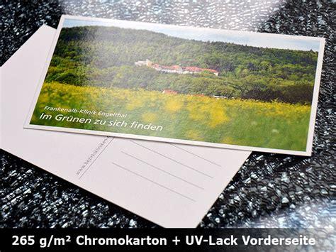 Postkarten Drucken Express by Postkarten Verschiedene Motive Drucken G 252 Nstig Mit