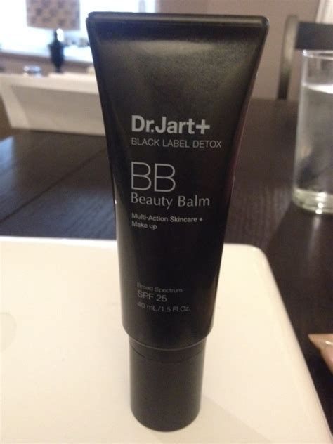 Dr Jart Black Label Detox Bb by Maggie Kleinman Makeup Artist Stylist