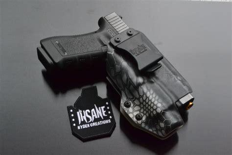 iwb light bearing holster iwb light bearing kydex holster insanekydexcreations
