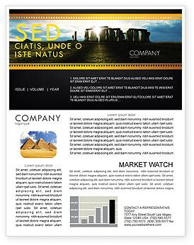 science newsletter templates technology science computers newsletter templates in