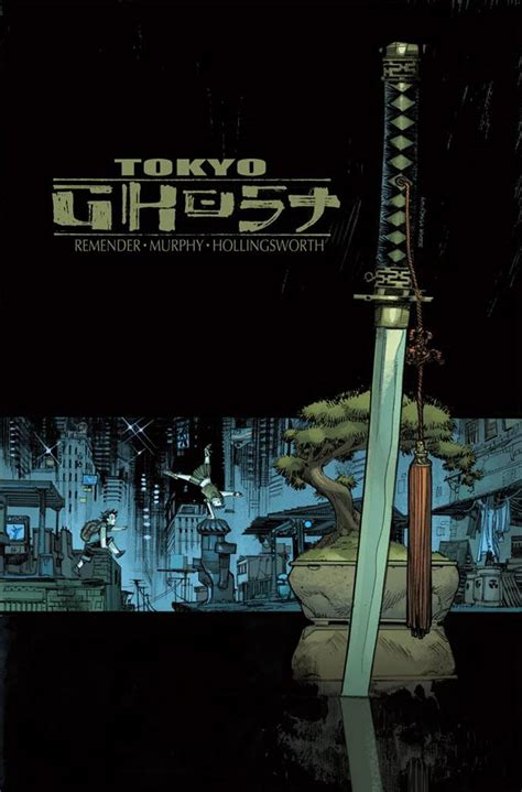 Tokyo Ghost Volume 2 image comics for october 21st 2015 the gaming