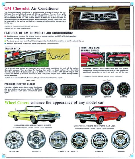 free service manuals online 1969 chevrolet corvette seat position control corvette world articles 1967 chevrolet corvette accessories dealers sales brochure
