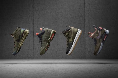 nike sneaker boot collection nike sneakerboots 2015 collection hypebeast