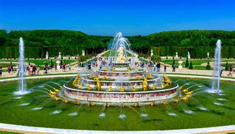 versailles giardini tour dei giardini di versailles il parco della reggia
