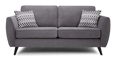 sofa in aurora 3 seater sofa plaza dfs