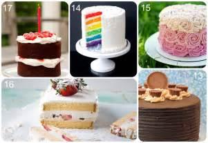 birthday cake recipes 52 kitchen adventures