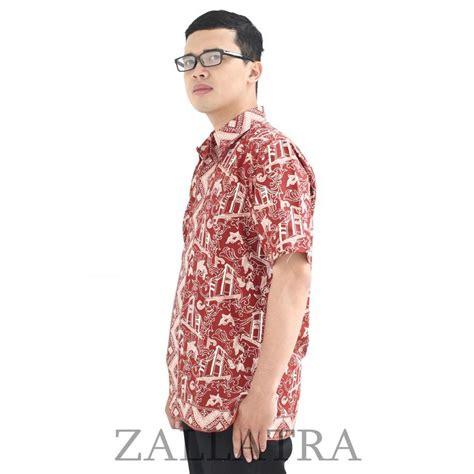 Kemeja Songket Palembang 4 100 gambar baju batik pria palembang dengan mawar songket