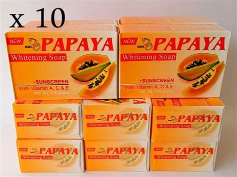 Rdl Papaya rdl papaya soap before and after www pixshark
