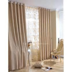 rideaux et tentures 233 l 233 gantes camel couleur avec