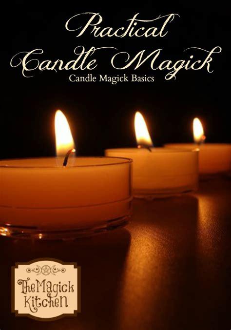 Kitchen Magick Practical Candle Magick The Magick Kitchen