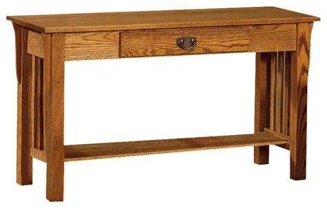 red oak sofa table oak sofa table mission oak sofa table foter thesofa