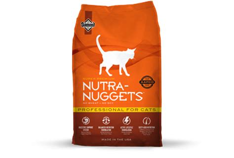 nutra nuggets food nutra nuggets professional for cats