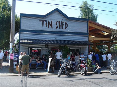 Tin Shed Alberta by City Guide Portland Oregon Autostraddle