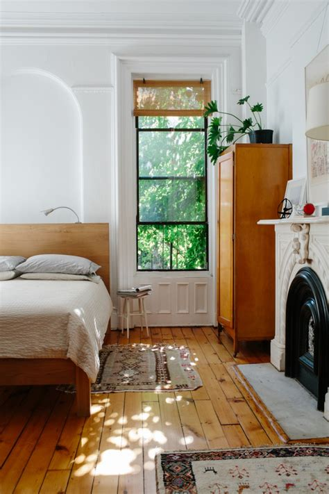 designer lena corwin at home in fort greene remodelista