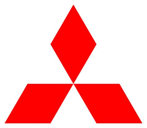 mitsubishi electric logo png file mitsubishi logo svg wikimedia commons
