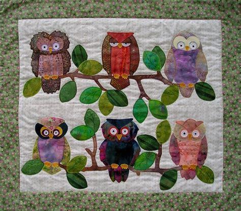 Owl Patchwork Patterns - les 102 meilleures images 224 propos de sewing sur