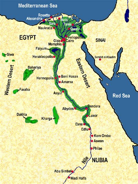 nile river on a map nile river and god of ancient