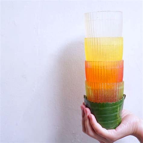 Gelas Ajaib ello jello gelas ajaib yang bisa dimakan penasaran