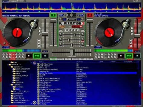 dj mix dj mixstation download