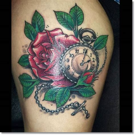 rose chain tattoo roses pocket girly pictures www