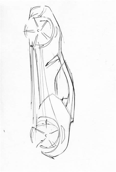 V Ling: vertical car sketch