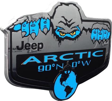 Logo Emblem Decal Sticker Jeep Artic For Jeep Wrangler Supplier 2007 2016 Jeep Wrangler Decals Shop Badges Decals For