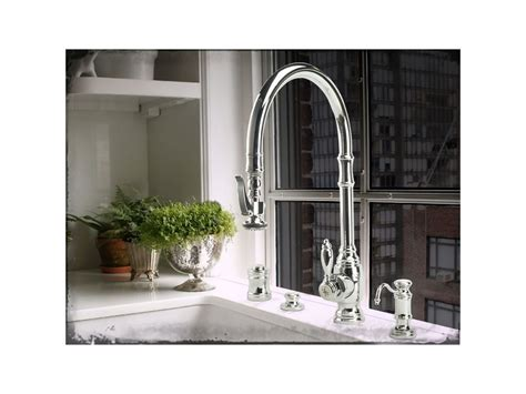 waterstone faucet reviews faucet 5500 ch in chrome by waterstone