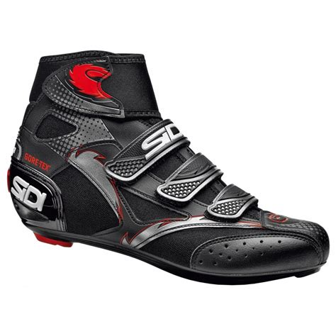 winter road bike shoes sidi hydro tex winter road cycling shoes 2017