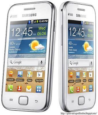 Hp Samsung V3 harga hp samsung galaxy ace duos s6802