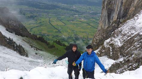hütte winter schweiz reiseblog saxer l 195 188 cke tiefster winter im mai